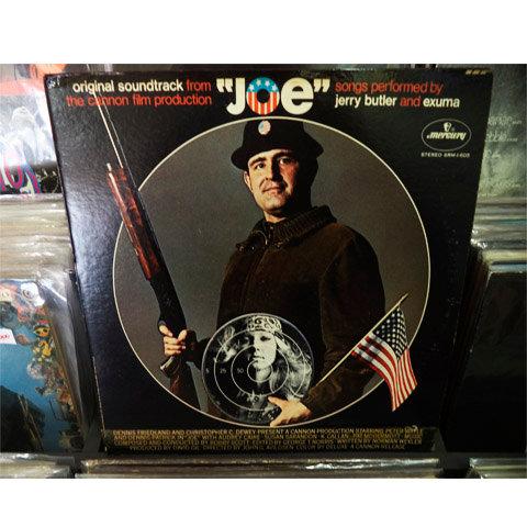 LP Jerry Butler And Exuma - Joe Original Soundtrack - Importado