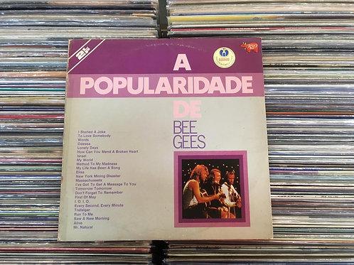 LP Bee Gees - A Popularidade De Bee Gees - Duplo