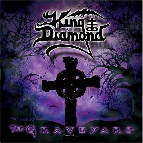 CD King Diamond - The Graveyard - Slipcase - Lacrado