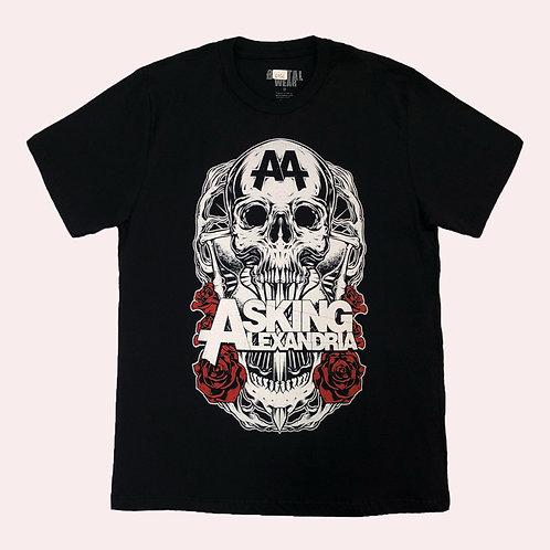Camiseta Asking Alexandria - Brutal
