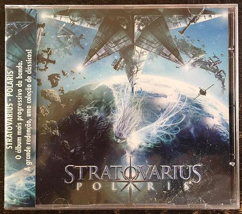 Cd Stratovarius - Polaris - Lacrado
