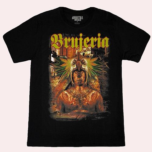 Camiseta Brujeria - Pocho Aztlan - Brutal