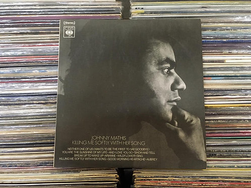 LP Johnny Mathis - Killing Me Softly With Her Song
