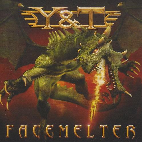 CD Y & T - Facemelter - Importado - Lacrado
