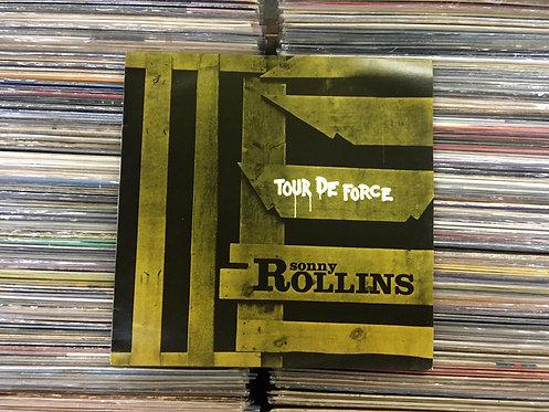 LP Sonny Rollins - Tour De Force