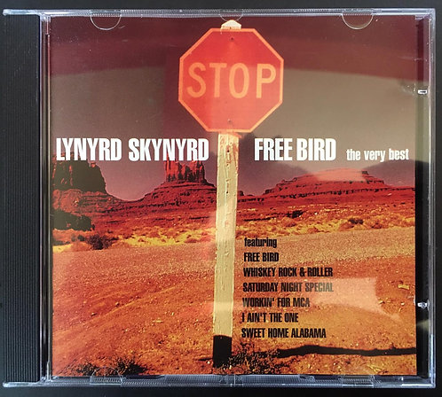 CD Lynyrd Skynyrd - Free Bird - The Very Best - Importado