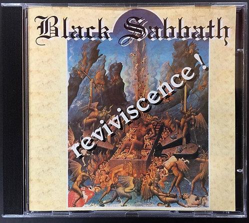 CD Black Sabbath - Reviviscence ! - Importado
