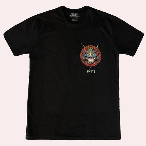 Camiseta Iron Maiden - Senjutsu Samurai Eddie - Stamp