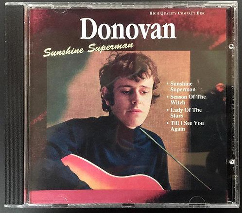 CD Donovan - Sunshine Superman - Importado