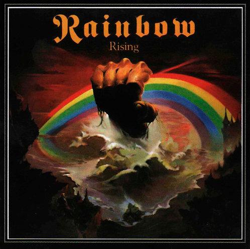 CD Rainbow - Rising - Importado - Lacrado