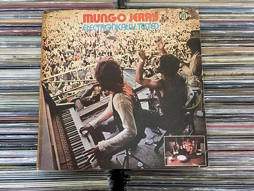 LP Mungo Jerry - Electronically Tested - Capa Dupla