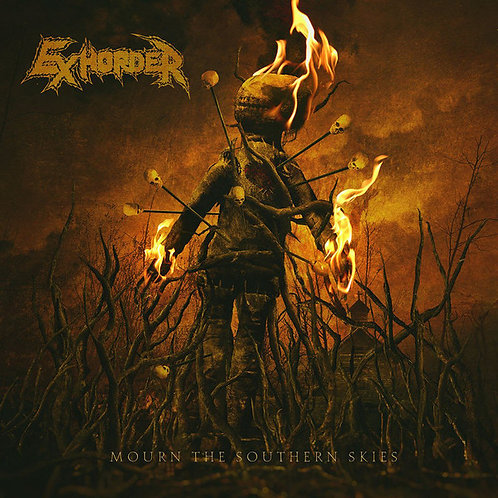 CD Exhorder - Mourn The Southern Skies - Lacrado