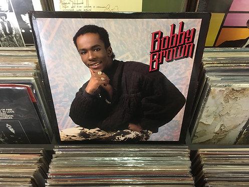 LP Bobby Brown - King Of Stage - Importado - Com Encarte