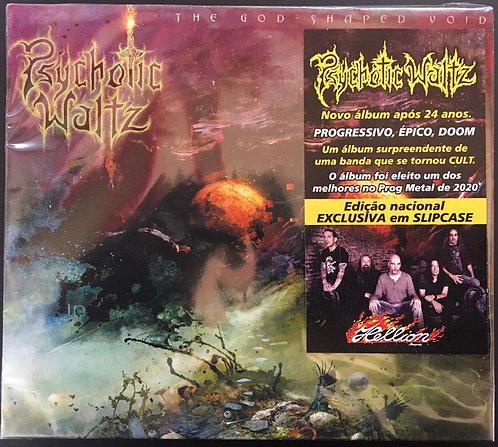 CD Psychotic Waltz - The God Shaped Void - Slipcase - Lacrado