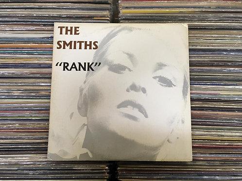 LP The Smiths - Rank - Capa Dupla