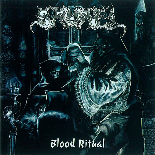 CD Samael - Blood Ritual - Digipack - Lacrado