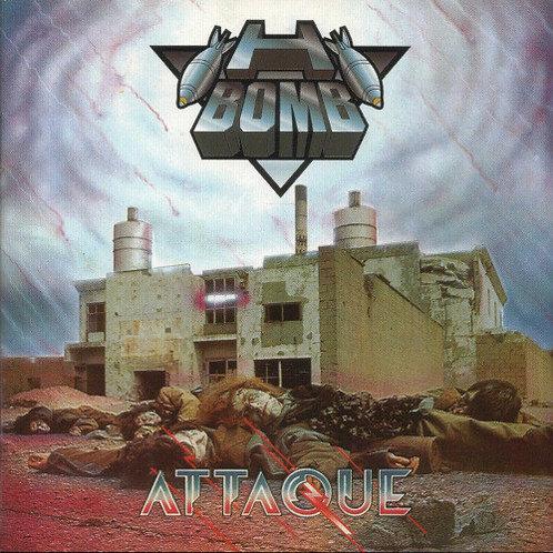 CD H-bomb - Attaque - + Bônus - Lacrado