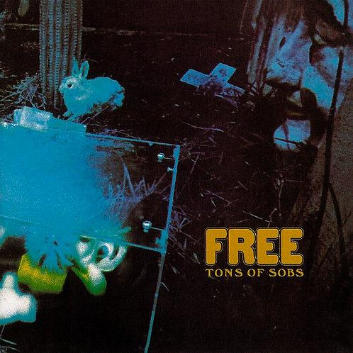 CD Free - Tons Of Sobs - Importado - +bônus - Lacrado