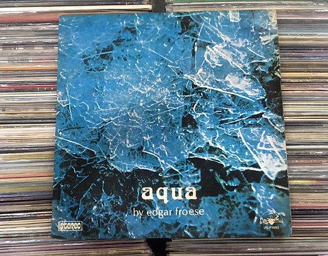LP Edgar Froese - Aqua