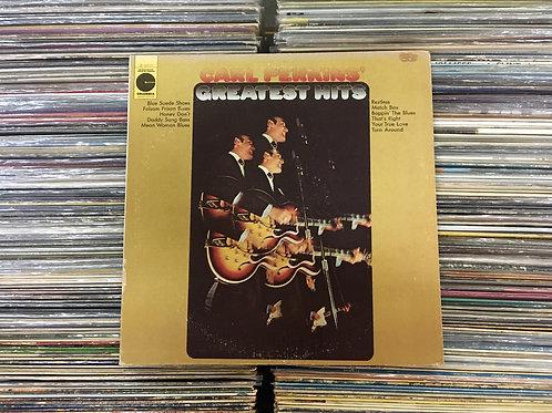 LP Carl Perkins - Carl Perkins' Greatest Hits - Importado