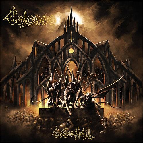 CD Vulcano - Eye In Hell - Lacrado