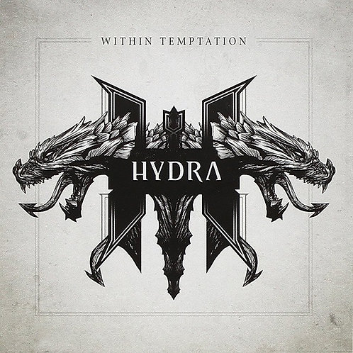 CD Within Temptation - Hydra - Lacrado