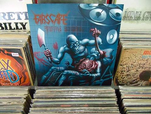 LP Farscape - Primitive Blitzkrieg - Com Encarte