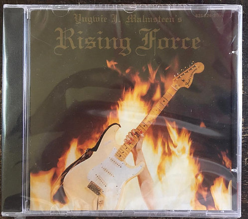 CD Yngwie J. Malmsteen - Rising Force - Importado - Lacrado