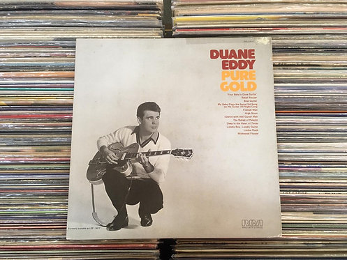LP Duane Eddy - Pure Gold - Importado