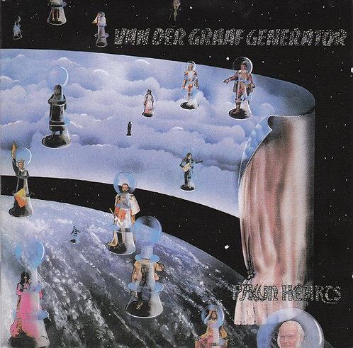 CD Van Der Graaf Generator - Pawn Hearts - Importado - Lacrado