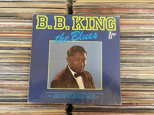 LP B.B. King - The Blues