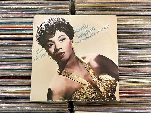 LP Sarah Vaughan - The Columbia Years 1949 - 1953 - Duplo