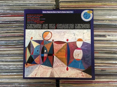 LP Charles Mingus - Mingus Ah Um