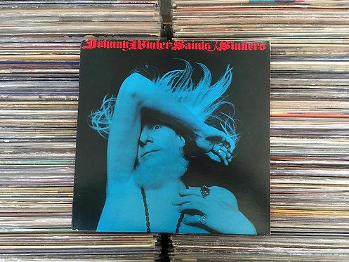 LP Johnny Winter - Saints & Sinners - Importado