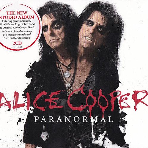CD Alice Cooper - Paranormal - Importado - Duplo - Lacrado