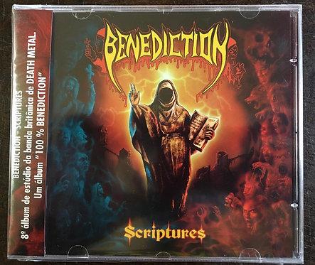 CD Benediction - Scriptures - Lacrado