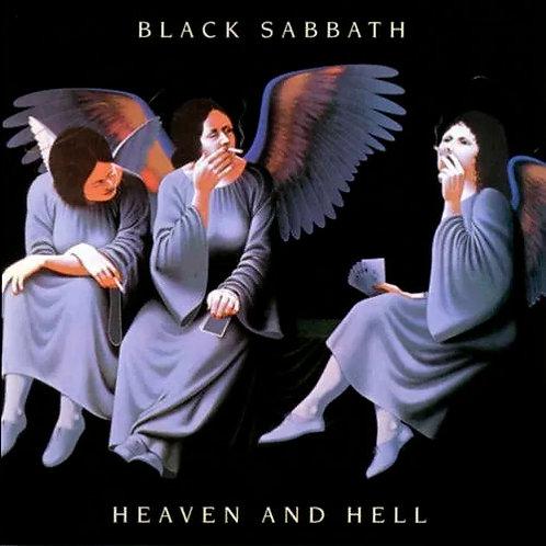 CD Black Sabbath - Heaven And Hell - Lacrado