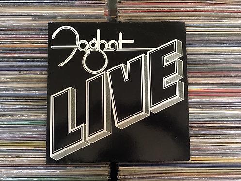 LP Foghat - Live - Importado