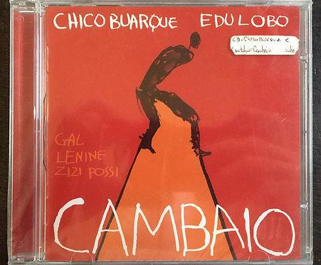 CD Chico Buarque, Edu Lobo - Cambaio - Lacrado