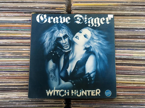 LP Grave Digger - Witch Hunter