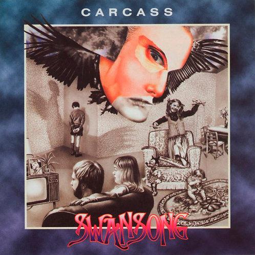 CD Carcass - Swansong - Importado - Lacrado