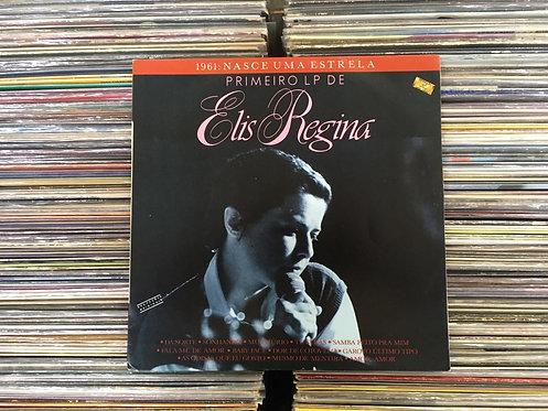 LP Elis Regina - 1961 Nasce Uma Estrela - 1º LP