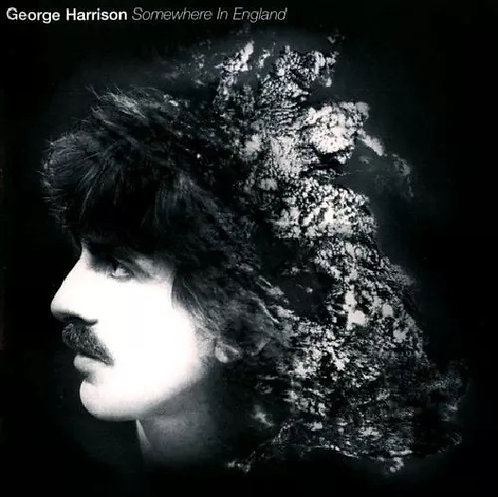 CD George Harrison - Somewhere In England - Importado