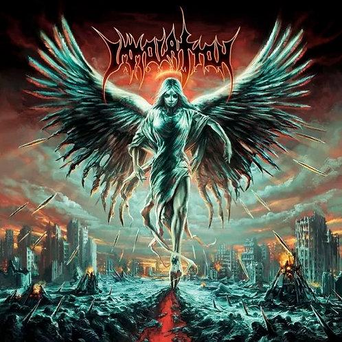 CD Immolation - Atonement - Lacrado