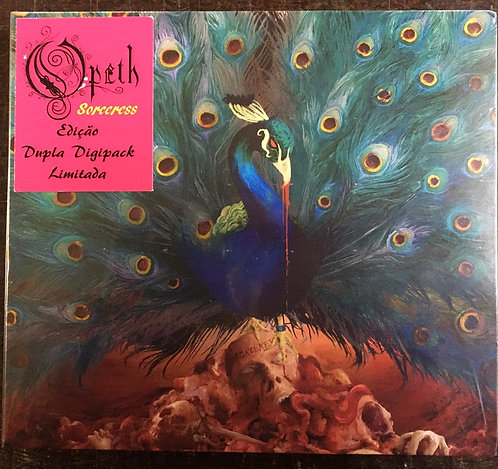 CD Opeth - Sorceress - Duplo / Edição Limitada - Lacrado