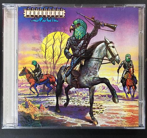 CD Budgie - Bandolier - Importado