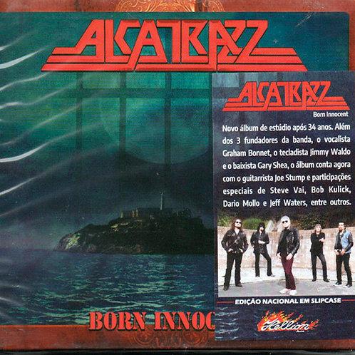 CD Alcatrazz - Born Innocent - Slipcase - Lacrado