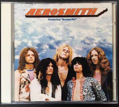 CD Aerosmith - Aerosmith 1° Album - Japonês