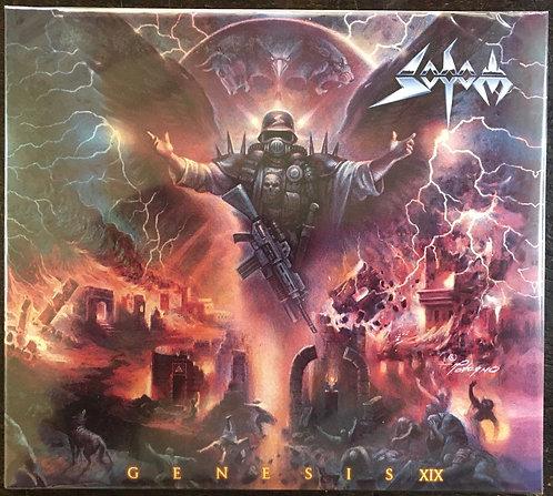 CD Sodom - Genesis XIX - Digipack - Lacrado