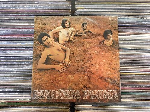LP Matéria Prima - 1975